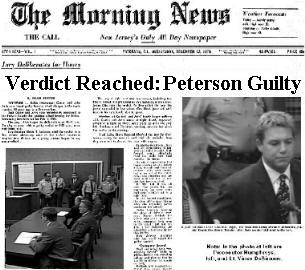 Jurors find peterson guilty